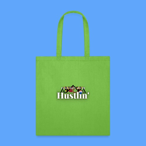 Hustlin House Logo - Tote Bag