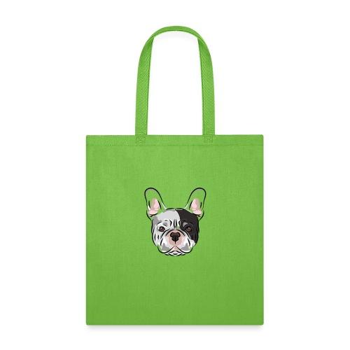 pngtree french bulldog dog cute pet - Tote Bag