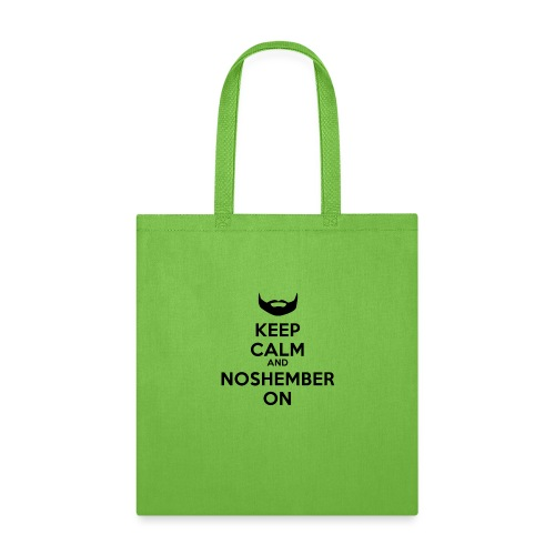 Noshember.com iPhone Case - Tote Bag