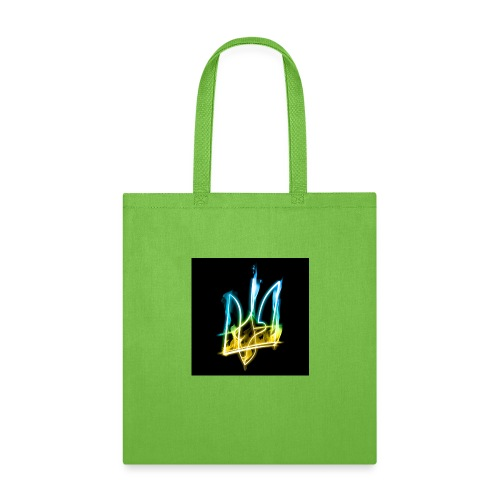 Burning Trident for button pins - Tote Bag