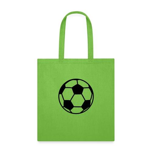 custom soccer ball team - Tote Bag