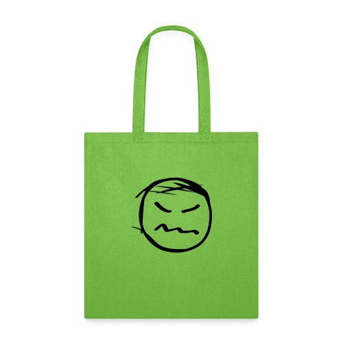 kicky head solo - Tote Bag