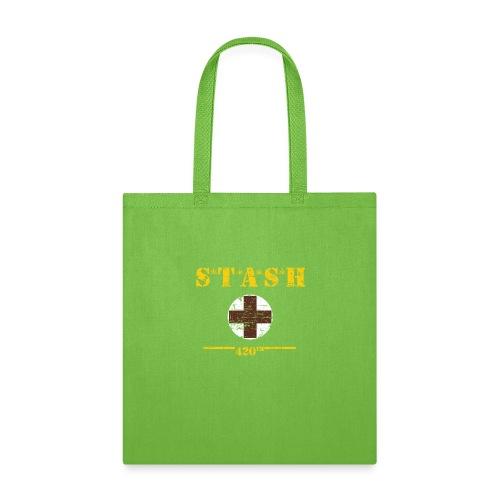 STASH-Final - Tote Bag