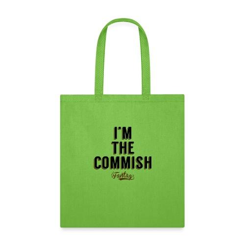 I'm the Commish: Coffee Mug - Tote Bag