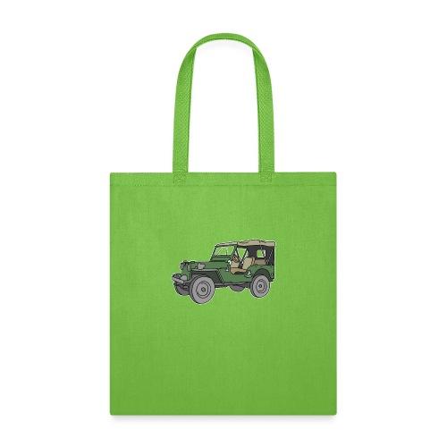 SUV, all-terrain vehicle - Tote Bag