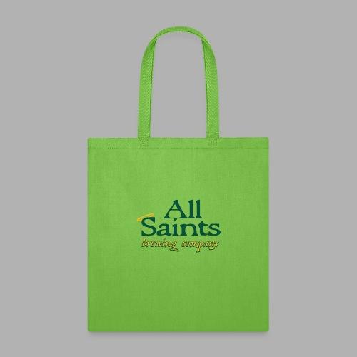All Saints Logo Full Color - Tote Bag