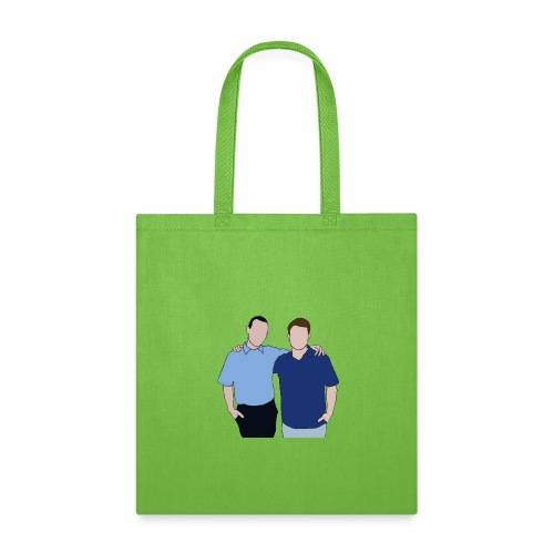 Tim and Ted - Tote Bag