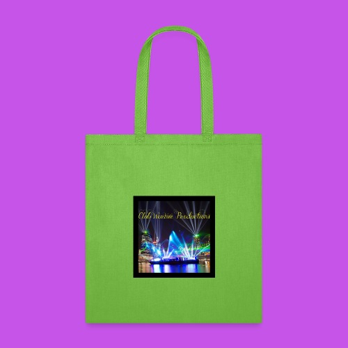 Club Wormie Productions 3 - Tote Bag