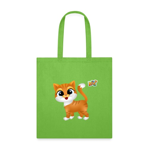 Cat - 123 Kids Fun Collection - Tote Bag