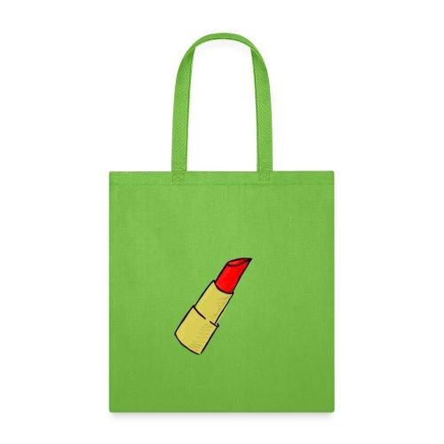 Lipstick - Tote Bag