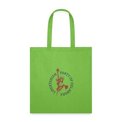 Libertarian Party of Delaware Logo - Tote Bag