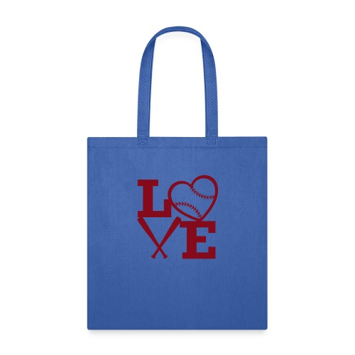 Love baseball - Tote Bag