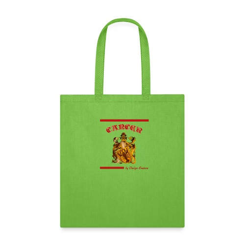 CANCER RED - Tote Bag