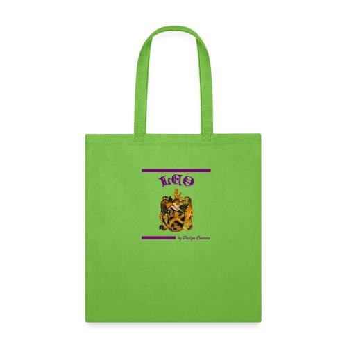 LEO PURPLE - Tote Bag