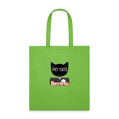 Pet Cats & Browse - Tote Bag