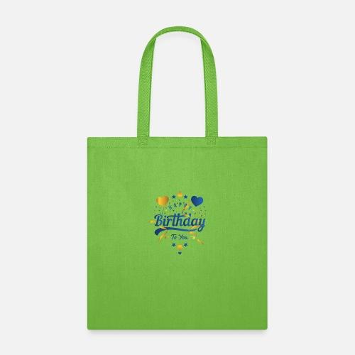 عيد ميلاد سعيد - Tote Bag