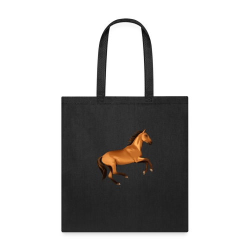 horse riding - Tote Bag