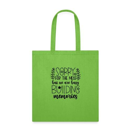 Messy Memories - Tote Bag