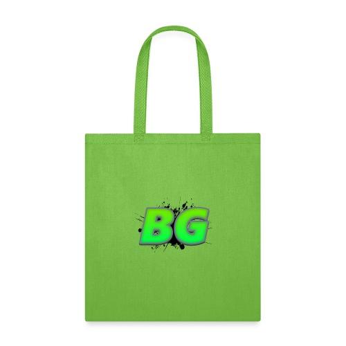 BBGrieve Small Logo (BG) - Tote Bag