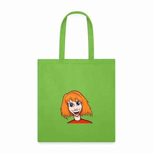 Jessica Nerdy - Tote Bag