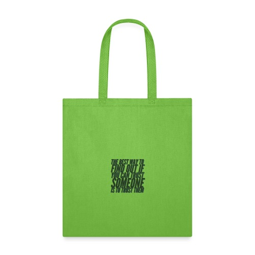 The Truth Channel - Tote Bag