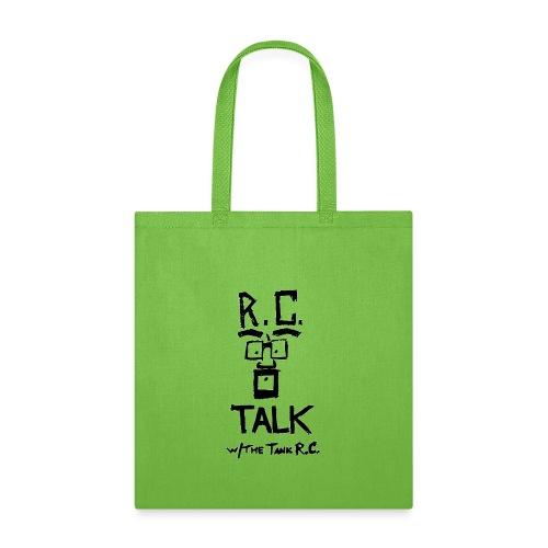 RC Talk LOGO - Tote Bag