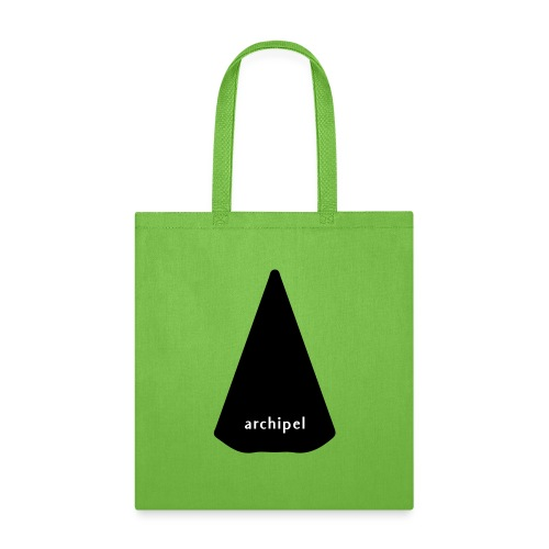 archipel white and black - Tote Bag