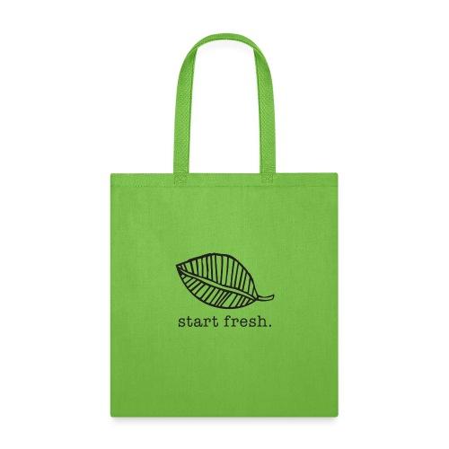 Start Fresh Kitchen - Tote Bag
