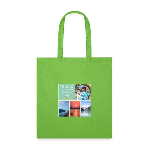 Positivons la vie - Tote Bag