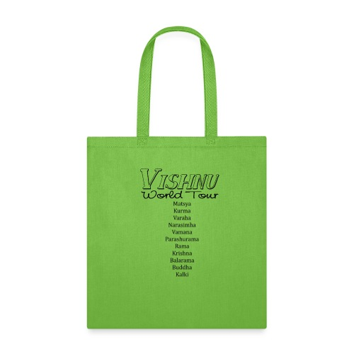 Vishnu World Tour - Tote Bag