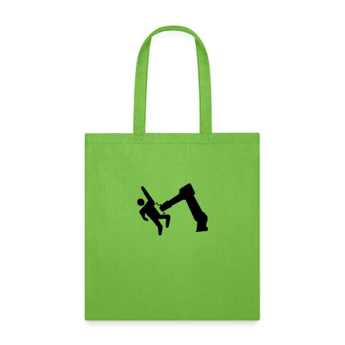Robot Wins! - Tote Bag
