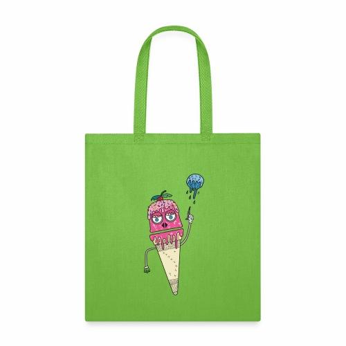 Crème glacée en danger - Tote Bag