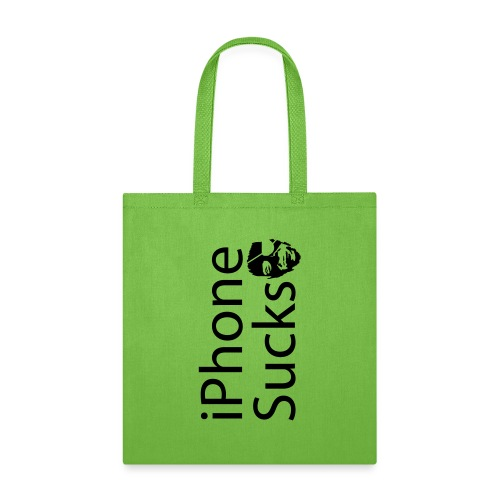 iPhone Sucks - Tote Bag