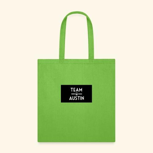 Team Austin Youtube Fan Base - Tote Bag