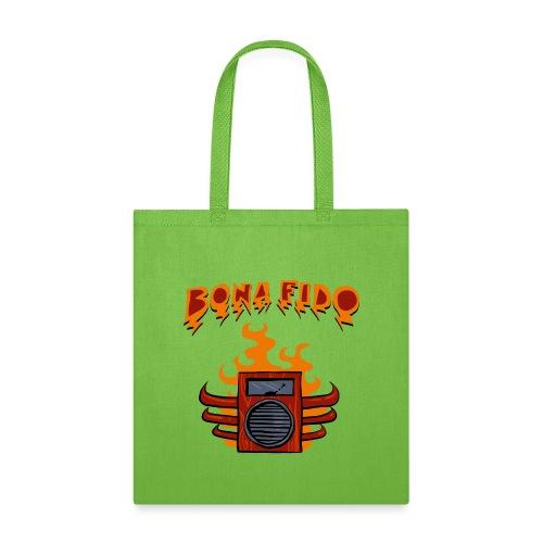 Bona fido Firebox - Tote Bag
