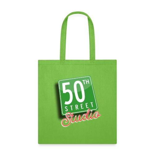 50th Street Studio LOGO - Tote Bag