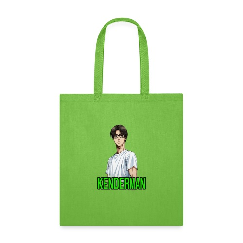 Kenderman manga style merch - Tote Bag