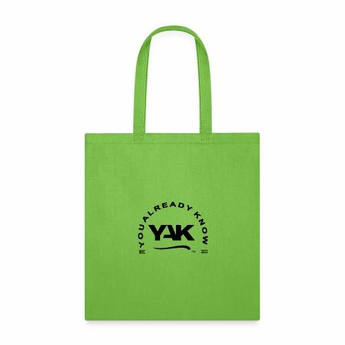 YAK Logos 10 - Tote Bag