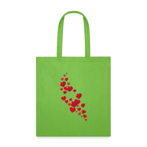 Heart flower - Tote Bag