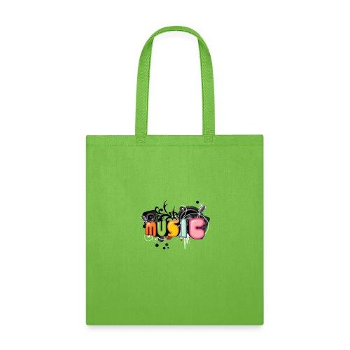 Music edition - Tote Bag