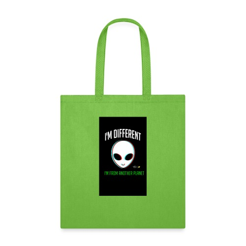 I'm from another planet - Tote Bag