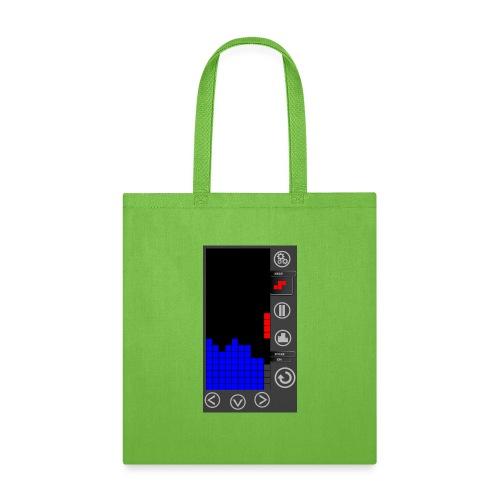 Lazy Eye Blocks - Play - Tote Bag