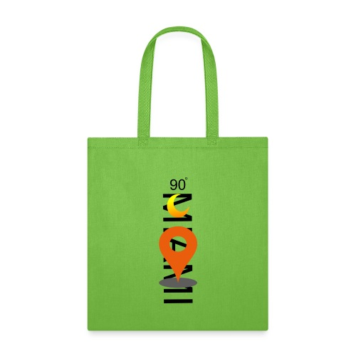 90 DEGREE MIAMI - Tote Bag