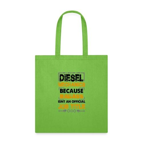 Diesel Mechanic - Tote Bag