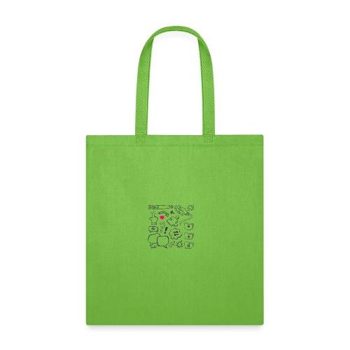 http - Tote Bag