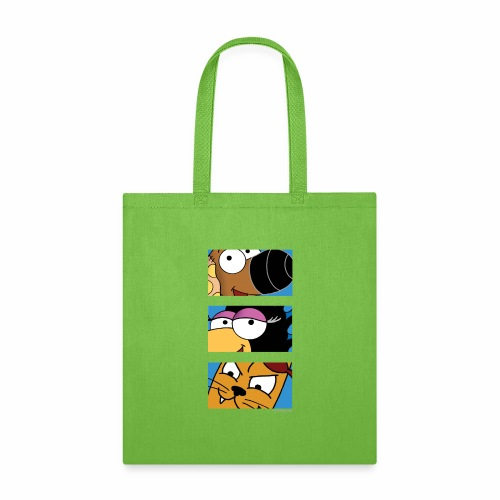 Rantdog Trio - Tote Bag