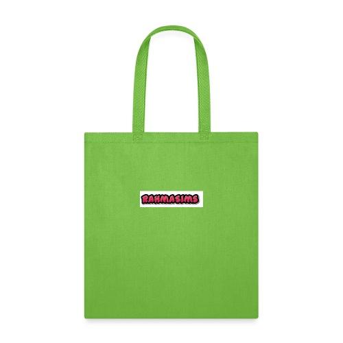 RahamaSimSs - Tote Bag