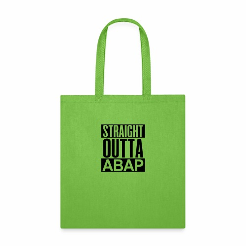 StraightOuttaABAP - Tote Bag