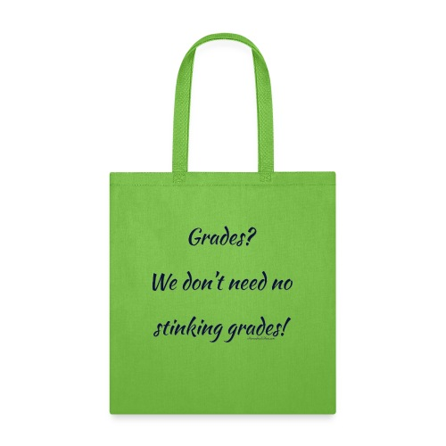 Grades for Homeschool - Tote Bag