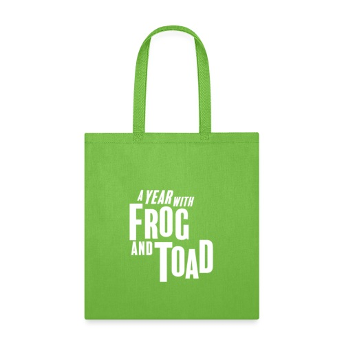 Frog and Toad - Tote Bag